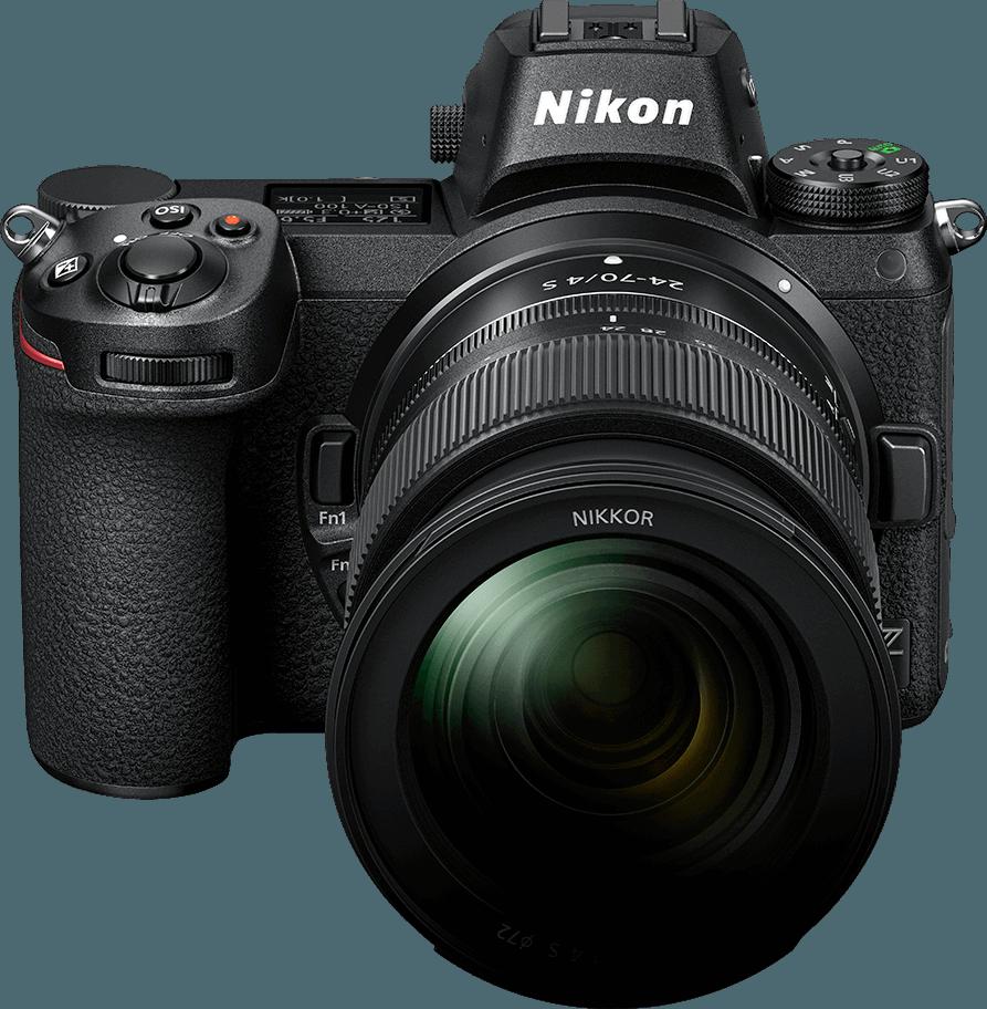 Mirrorless Reinvented Z Series Cameras Nikon