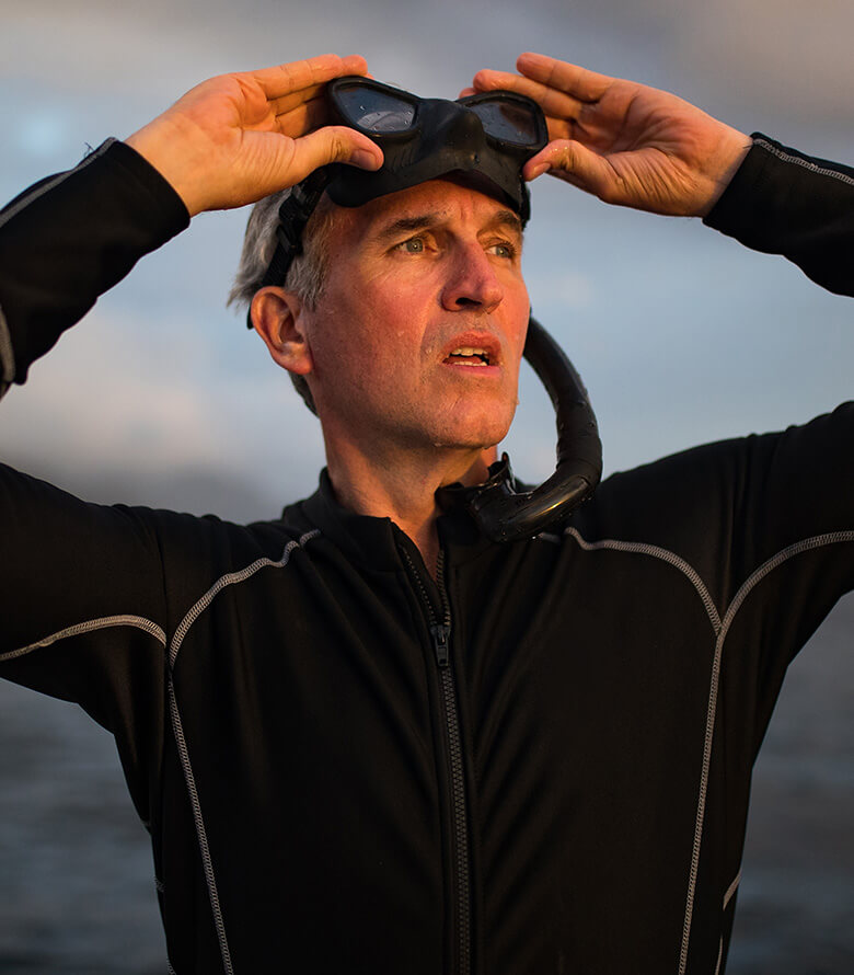 Portrait of Brian Skerry