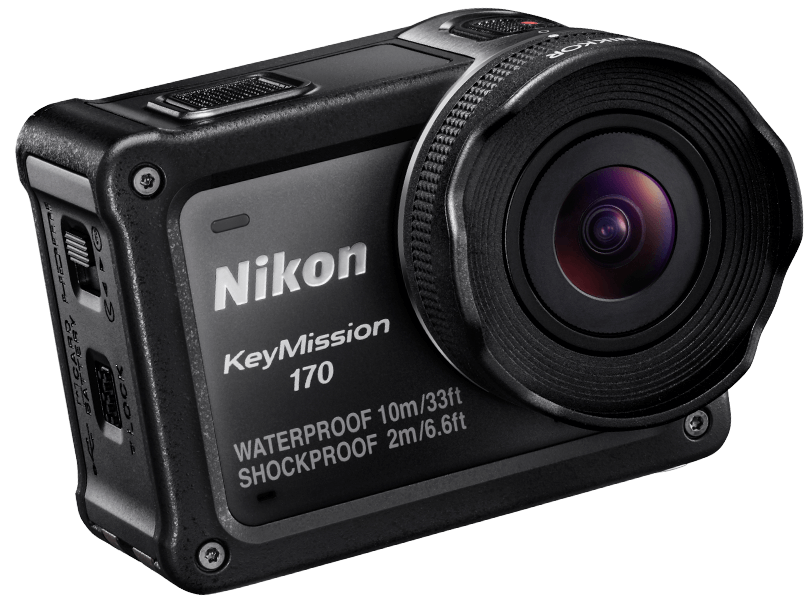 Product image of the Nikon KeyMission 170