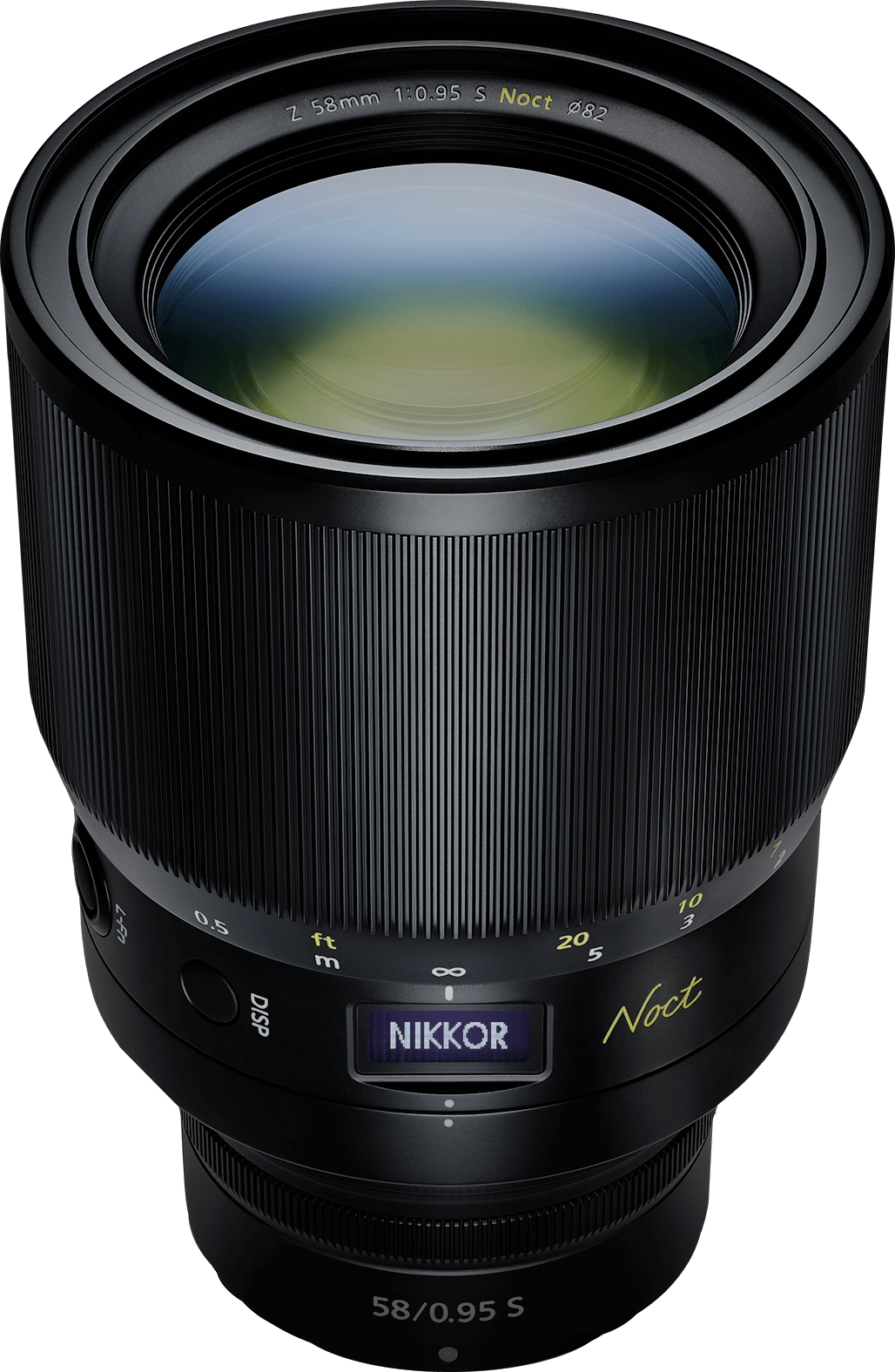 Product photo of NIKKOR Z 58mm f/0.95 S Noct lens