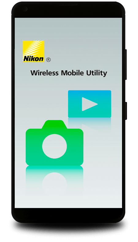 Wireless Mobile Utility App | Connect WiFi Enabled Cameras | Nikon