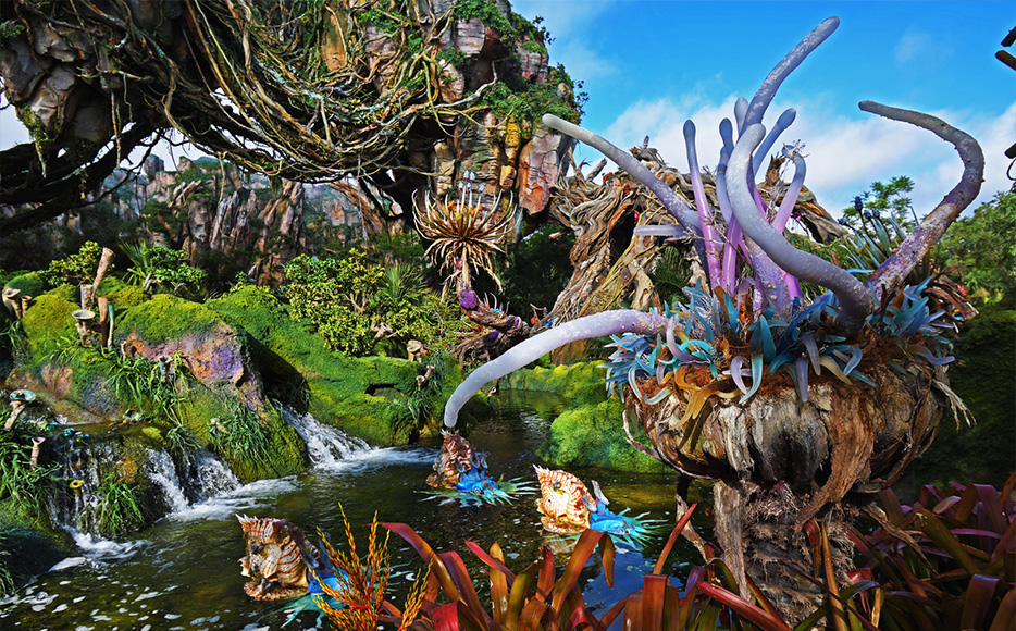 Photographing Pandora – The World of Avatar