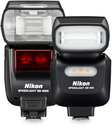Foto del producto de flashes Speedlight de Nikon