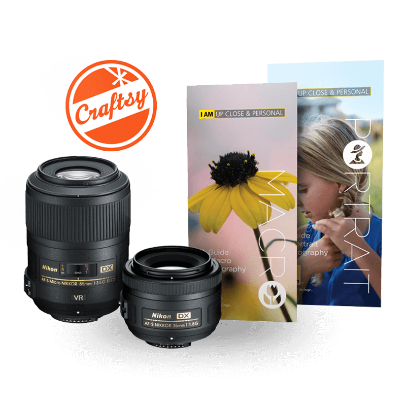 Macro & Portrait 2 Lens Kit