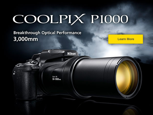 All New COOLPIX P1000
