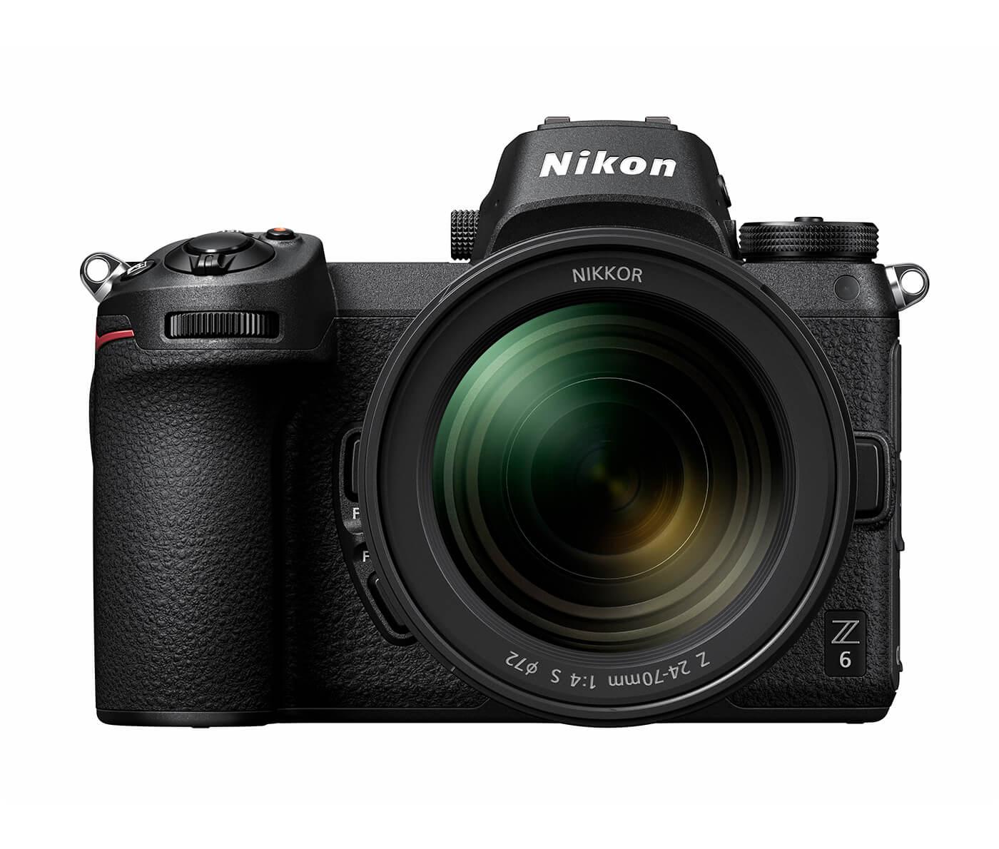 Nikon Z 6   Cámara sin Espejo de Lente Intercambiable