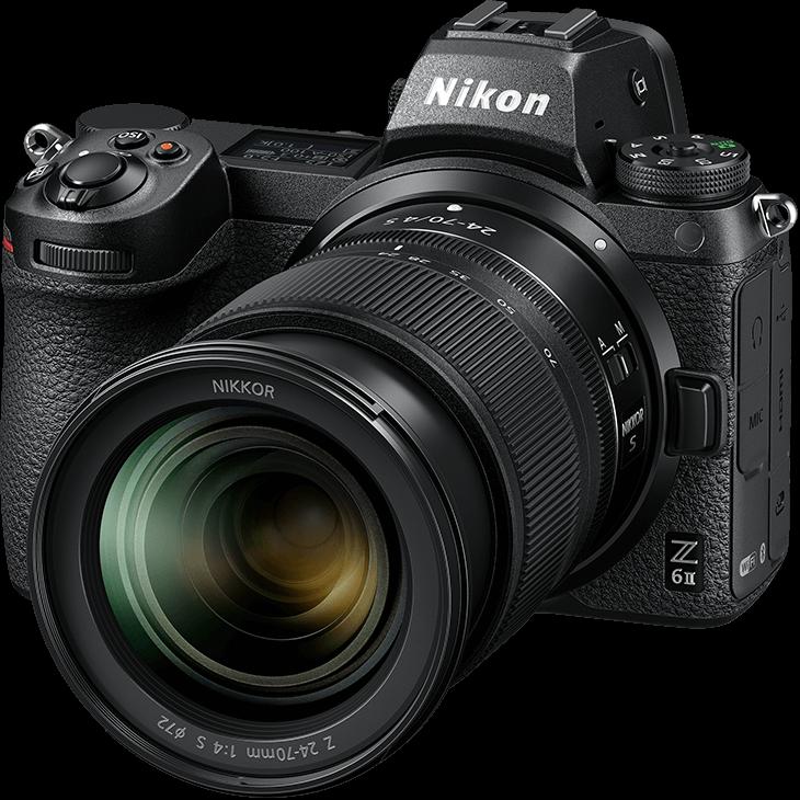 Nikon Z6 II e Z7 II annunciate ufficialmente