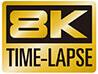 8K Time-lapse