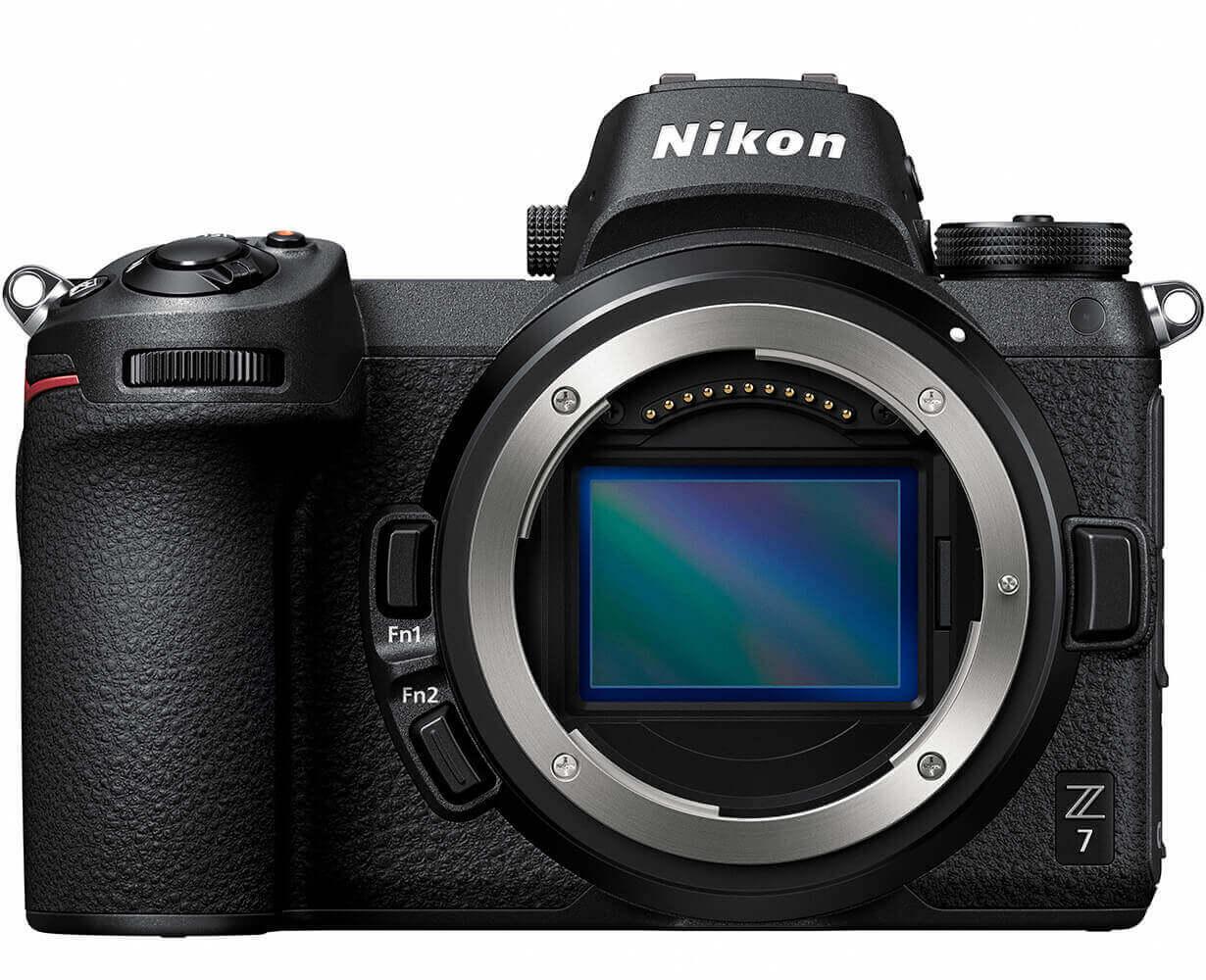 Nikon Z 7 | Interchangeable Lens Mirrorless Camera