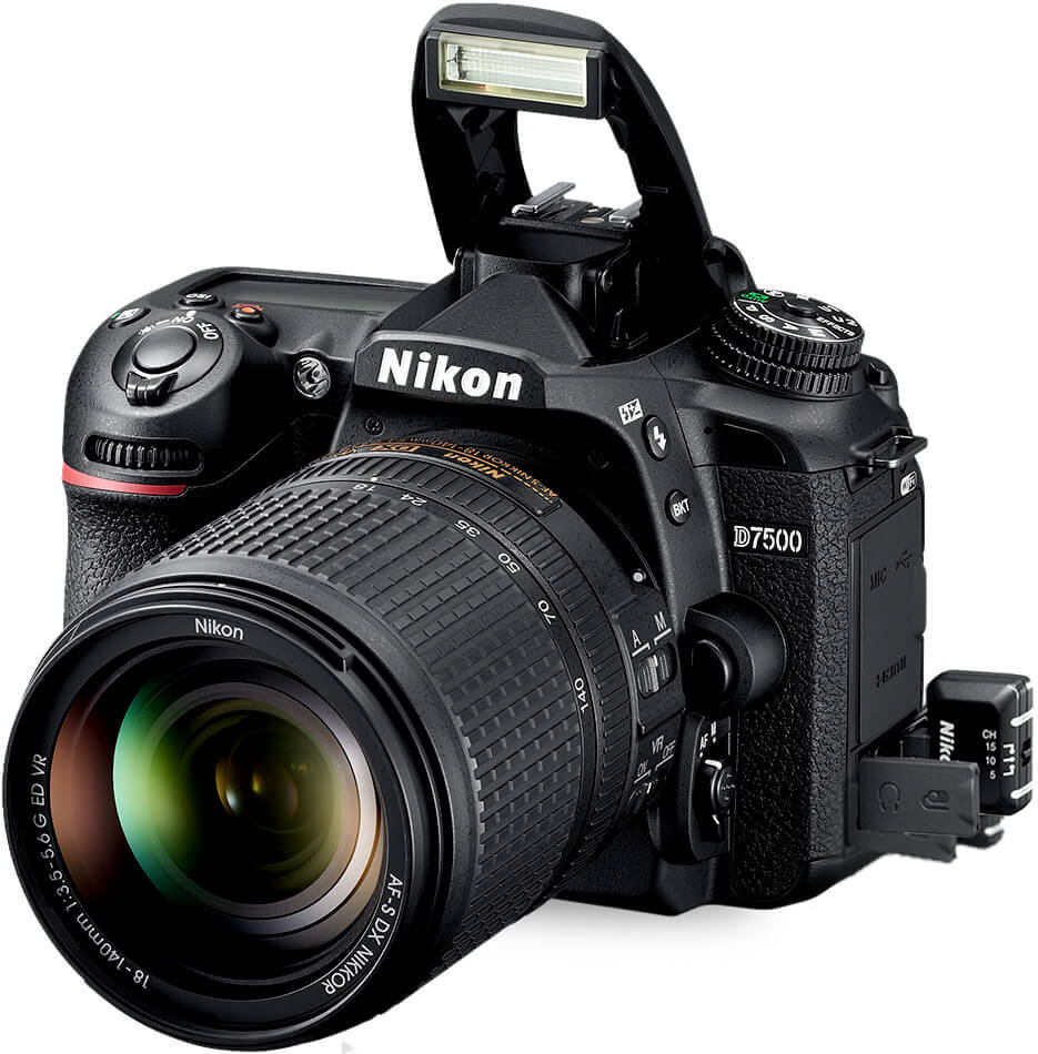 Nikon D7500 Features and Technical Specs
