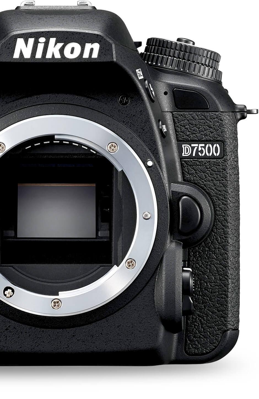 Nikon D7500 Features And Technical Specs Diagram Of A Dslr Camera Digital Block 209 Megapixel Cmos Sensor