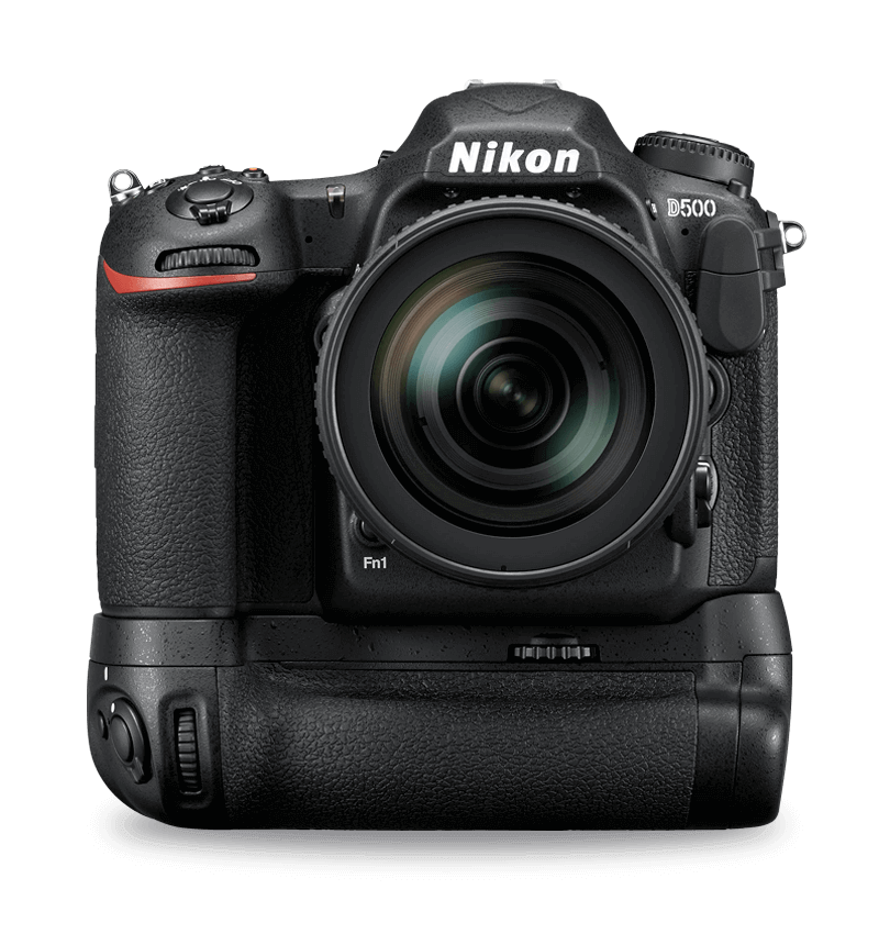 Product photo of Nikon D500
