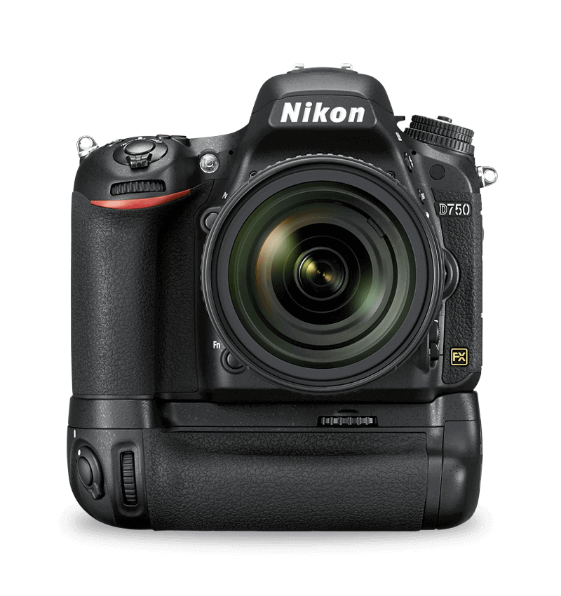 Product photo of Nikon D750