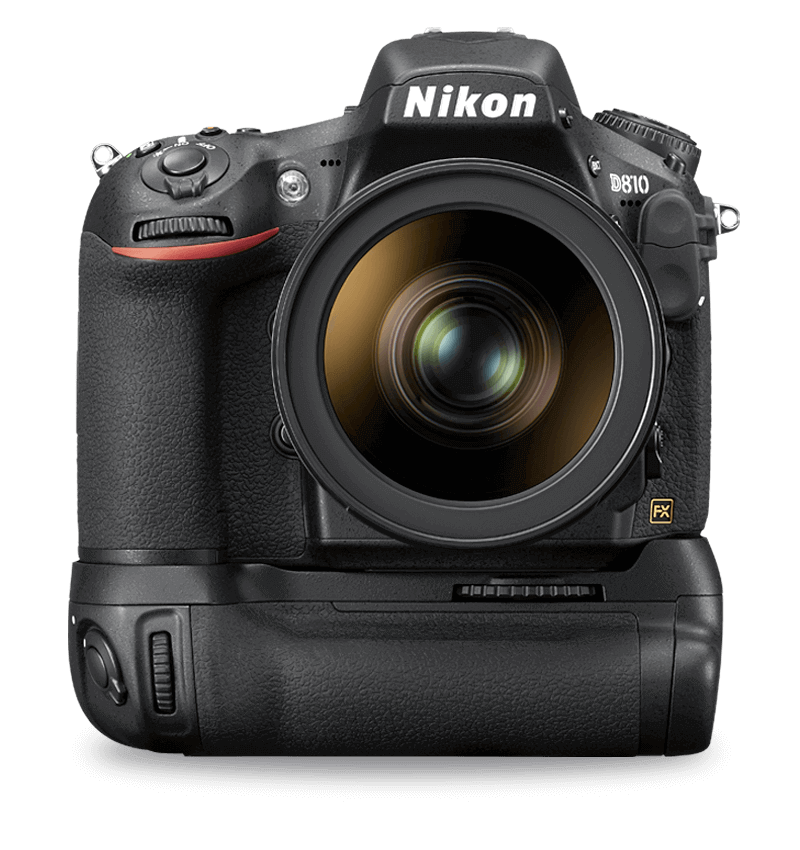 Product photo of Nikon D810