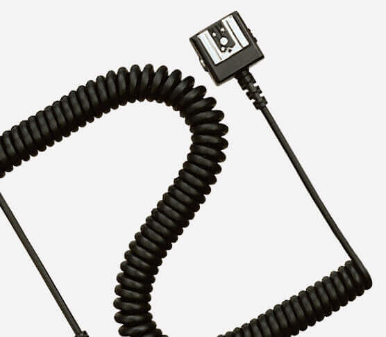 SC-28 TTL Coiled Remote Cord