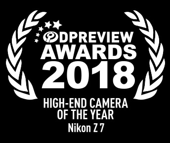 DPReview Awards 2018 - High-end camera of the year