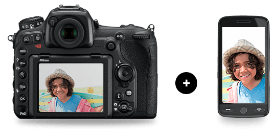 Nikon Connected Cameras | Shoot Brilliantly & Share Instantly