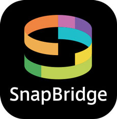 Application SnapBridge de Nikon