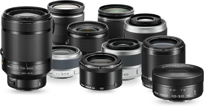 Mirrorless Interchangeable Camera Lenses | Nikon