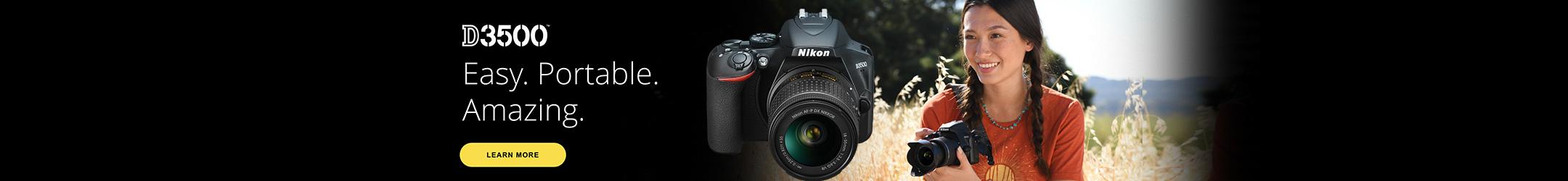 Compare DSLR Cameras | Nikon
