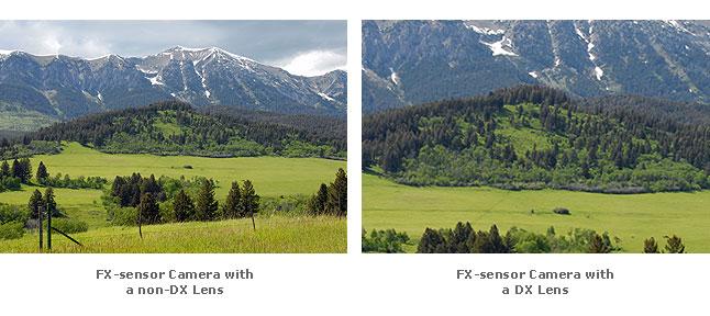 Fx Amp Dx Format Lenses Explained Learn About Fx Lenses