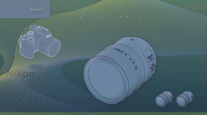 Vibration Reduction from Nikon