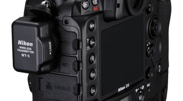Wired and Wireless File Transfer from Nikon