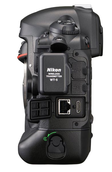 Remotely Taking Photographs from Nikon