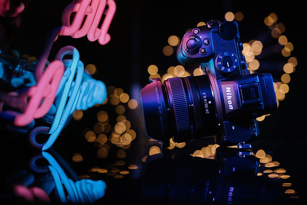 Customizing the I Menu on the Z 5 Mirrorless Camera | Nikon