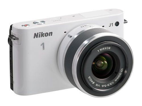 The nikon 1 advanced camera with interchangeable lens system is a newly engineered imaging system that has been built by nikon from the ground up