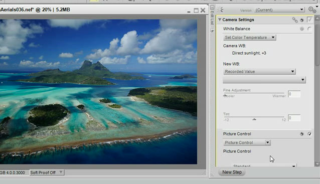 Capture NX 2 Tutorial: Landscape Picture Control from Nikon