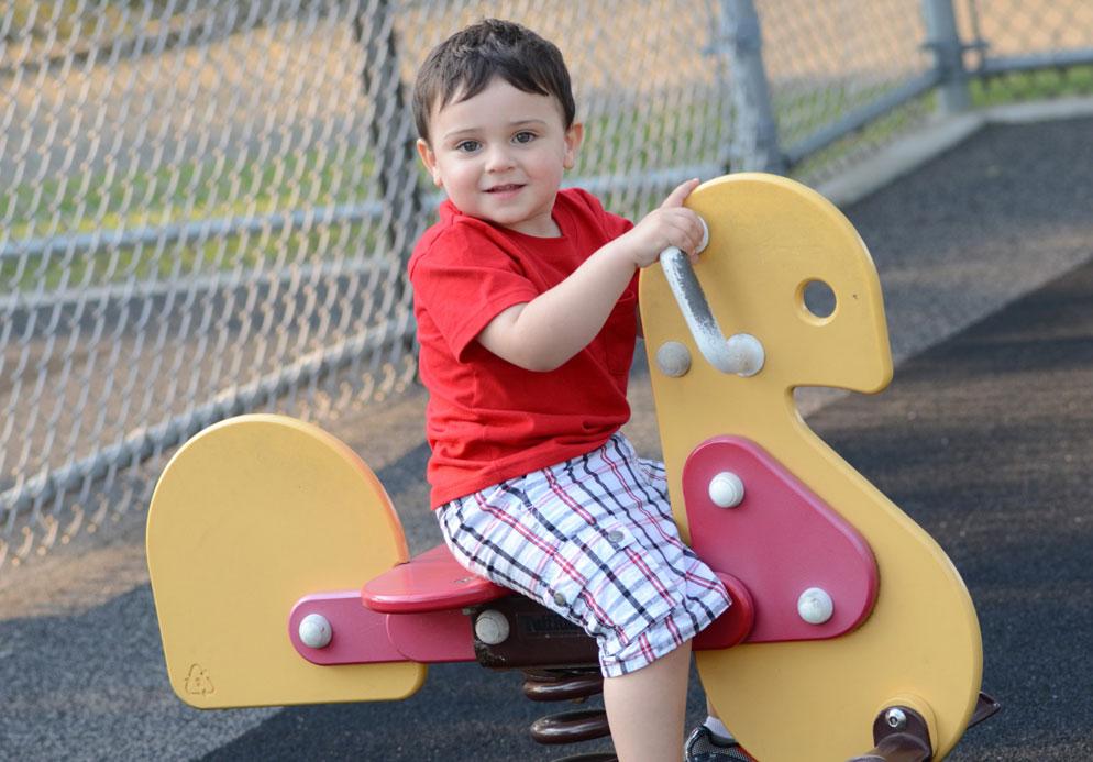 Tomar Mejores Fotos De Sus Niños En El Parque Tomar Mejores Fotos