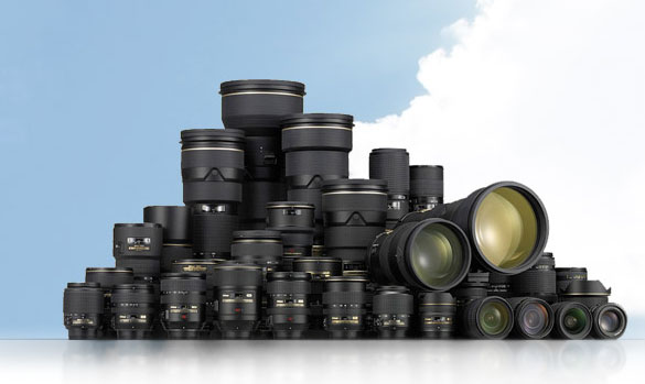 Which NIKKOR Lens Type is Right for Your DSLR | Understanding ...