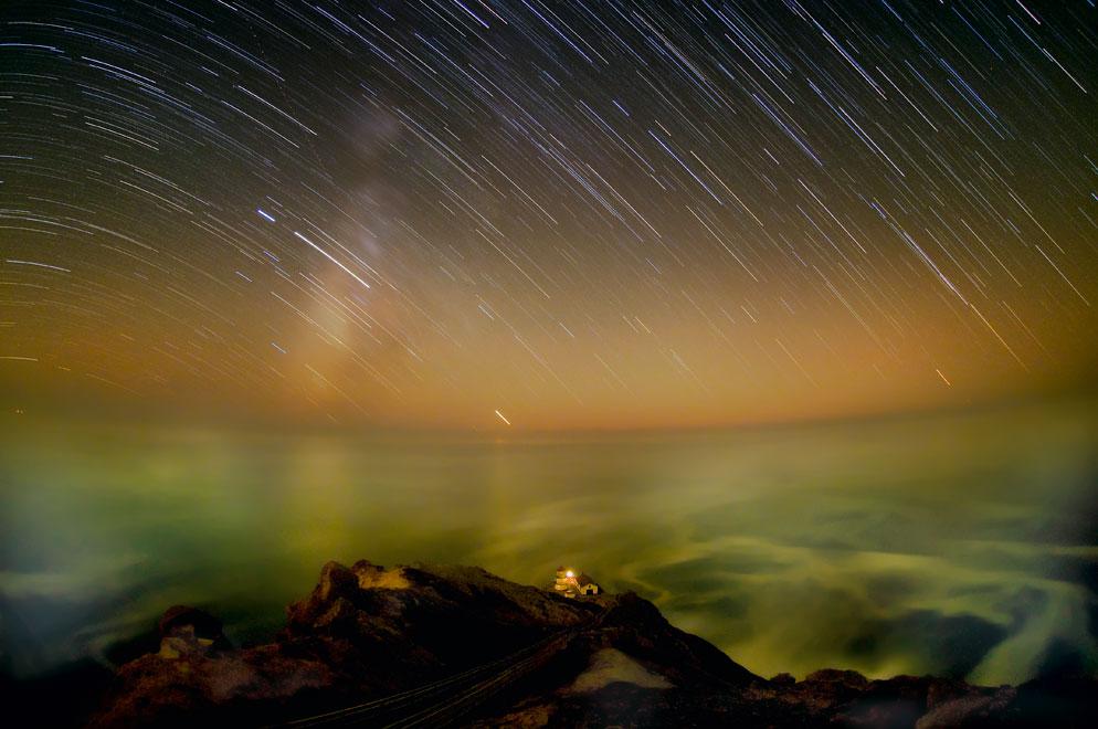 Cómo Fotografiar El Cielo De Noche Rastros De Estrellas De Nikon