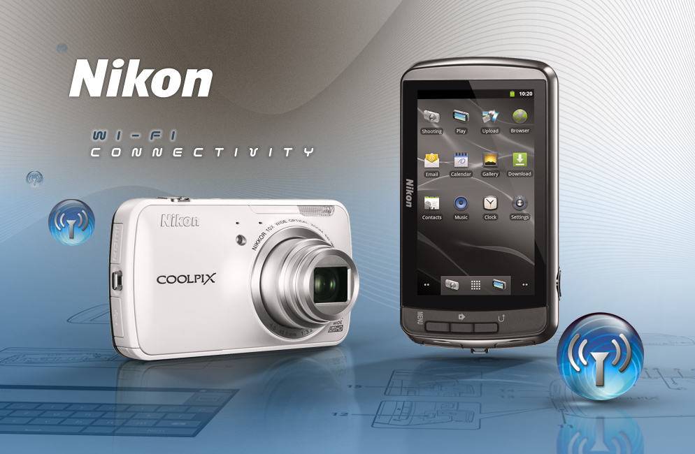 Setting up the COOLPIX S800c | Digital Camera with Built-in