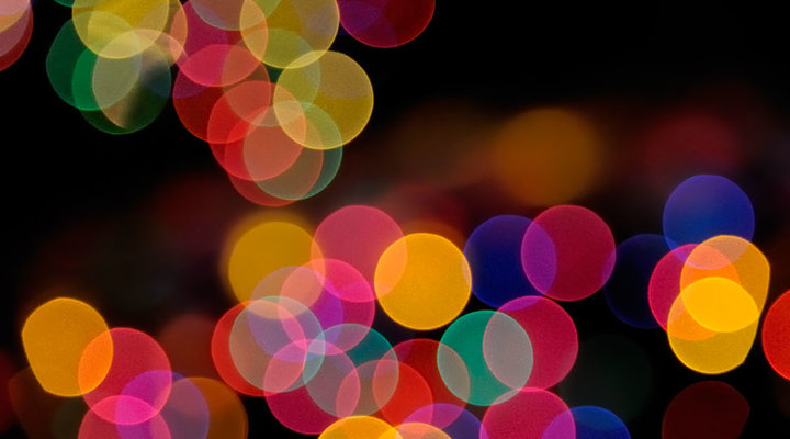 How To Photograph Christmas Lights Bokeh Effect From Nikon