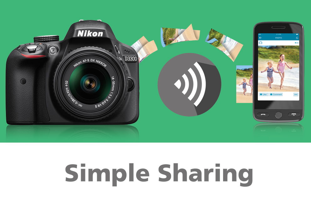 Understanding Nikon Connectivity Connecting Your Compatible Camera