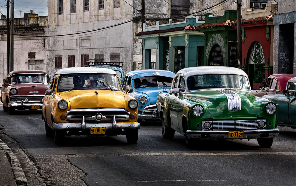 Photographing Cuba With Nikon Ambassador Vincent Versace From Nikon