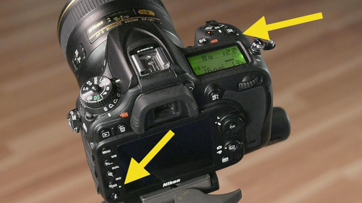 Using the 2 Button Reset Feature on a Nikon DSLR from Nikon