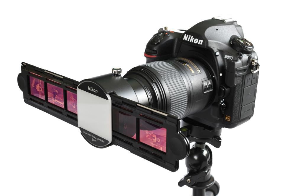 Nikon FH-4 Strip Film Holder for D850 DSLR