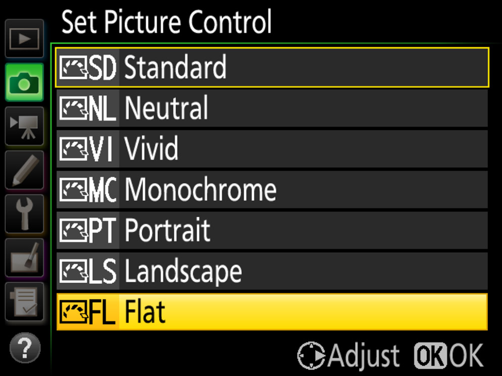 The importance of Picture Controls | Nikon