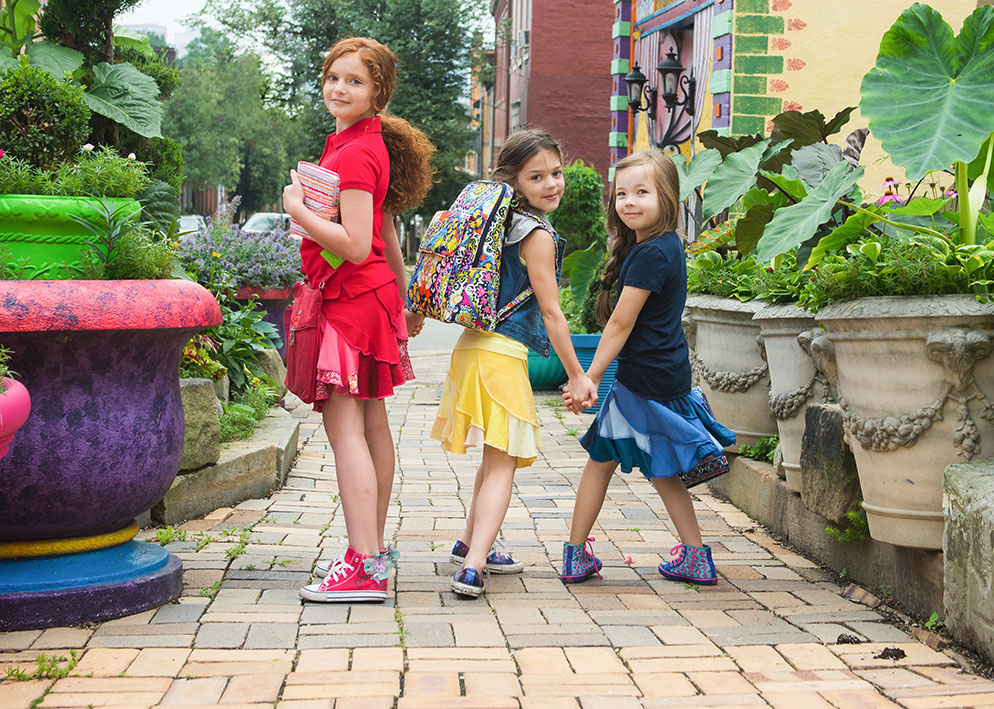 Back to School Photo Ops from Nikon
