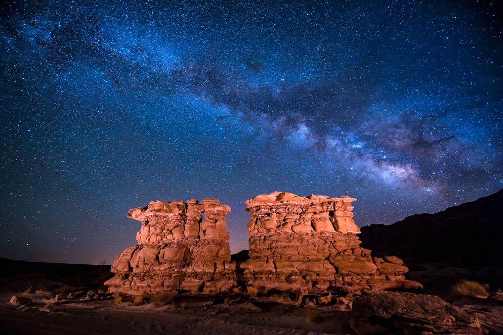 How to Photograph the Milky Way from Nikon