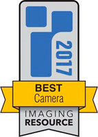 Imaging Resource: Best Camera 2017
