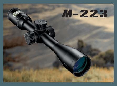 M-223 3-12x42SF BDC 600