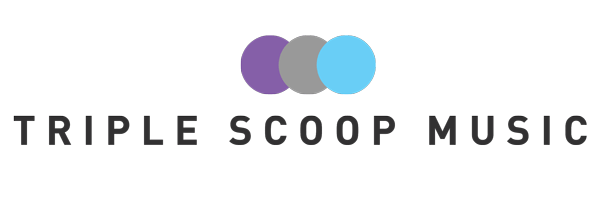 Triple Scoop Music logo