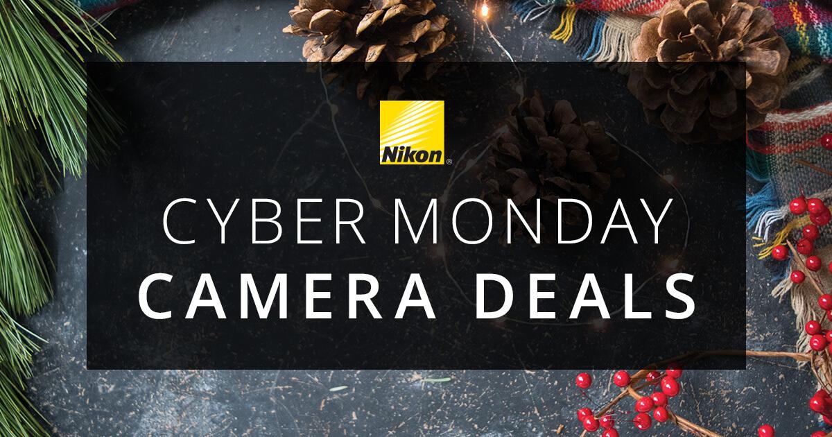 Cyber Monday Camera Deals Nikon Mirrorless Dslr Sale