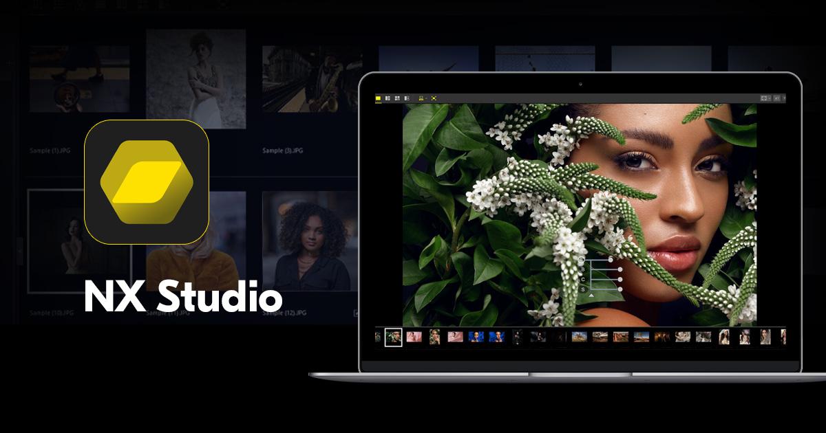 NX Studio   Image viewing and editing software for Nikon digital camera files