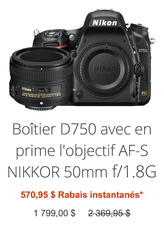D750 and Bous Nikkor Lens