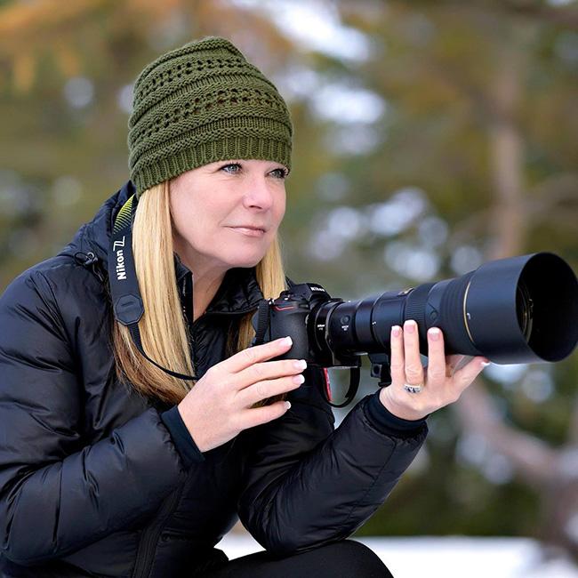 Nikon Ambassador Michelle Valberg from Nikon